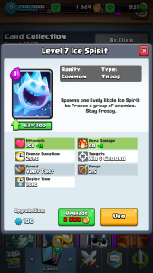 Clash Royale Upgrade Cards