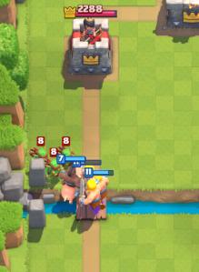 Clash Royale Pushing Tip #3