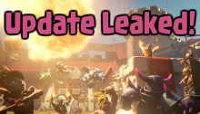 Clash Royale September 2016 Update Leaked