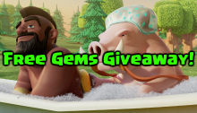 Clash of Clans How to Get Free Gems