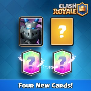 Clash Royale Update 4 New Cards