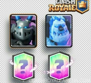 Clash Royale Ice Golem LEAKED