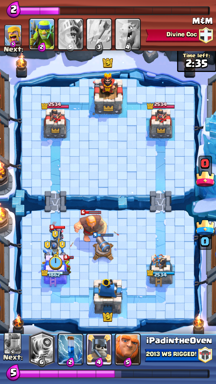 Clash Royale Best Sparky Deck For All Arenas Clash For