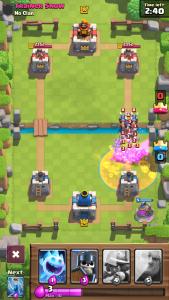Clash Royale Giant Poison Deck Defense