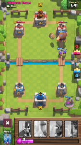 Clash Royale Giant Poison Deck Offense