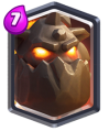 Clash Royale Legendary Card Lava Hound