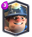 Clash Royale Legendary Card Miner