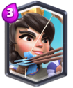 Clash Royale Legendary Card Princess