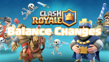 Clash Royale Balance Changes Update August 5th 2019