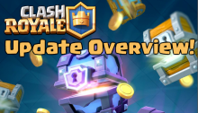 Clash Royale September 2016 Update Overview