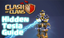 Clash of Clans Hidden Tesla Guide Strategy