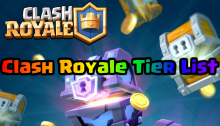 Clash Royale Tier List November 2016