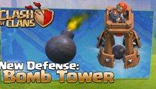 Clash of Clans Bomb Tower Sneak Peek Update