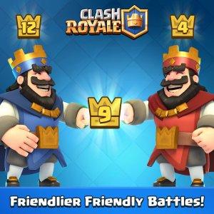 Clash Royale Sneak Peek Update Friendlier Friendly Battles