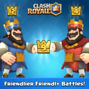 Clash Royale Sneak Peek Update Friendlier Friendly Battles