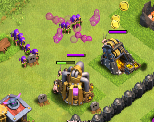 Clash of Clans How to Precision Barch