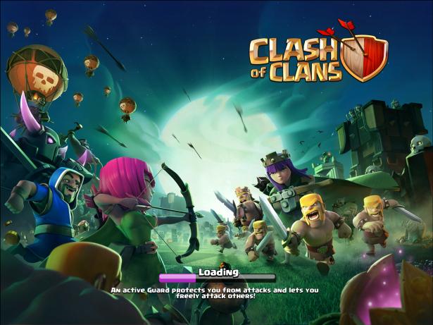 Clash of Clans Halloween Update