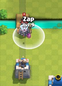Clash Royale Counter Sparky Zap