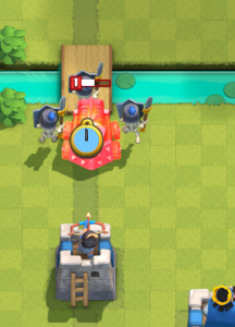Clash Royale Counter Sparky Guards