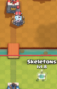 Clash Royale Counter Sparky Skeletons