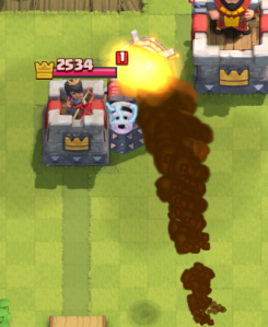 Clash Royale Counter Sparky Rocket