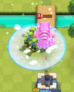Clash Royale Counter Sparky Goblins