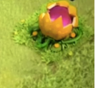 clash of clans halloween decorations 2016