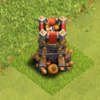 Clash of Clans Bomb Tower in Game