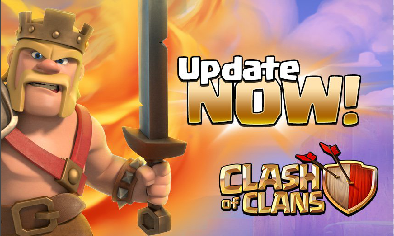 Coc may 2018 update
