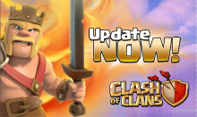 Clash of Clans April May 2017 Update
