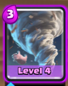 Clash Royale Tornado Leaked
