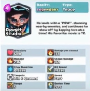 Clash Royale LEAKED Stun Wizard Update
