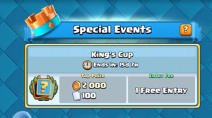 Clash Royale Sneak Peek Special Events November 2016 Update