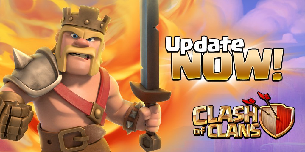 clash of clans october 2016 update features clash for dummies
