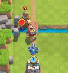 Royal Giant Hog Counter