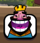 Clash Royale Emote BM Laughing Face