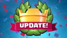 Clash Royale December 2017 Update Leaked