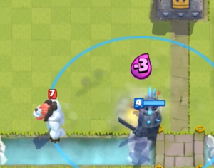 Clash Royale Tornado New Card Strategy Kiting
