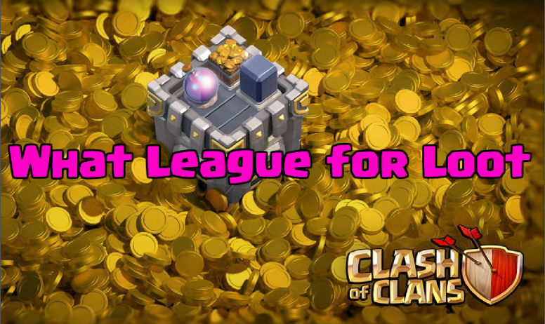 Clash of Clans League to Farm in Town Hall
