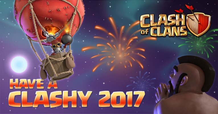 Clash of Clans Clash Royale 2017 Update