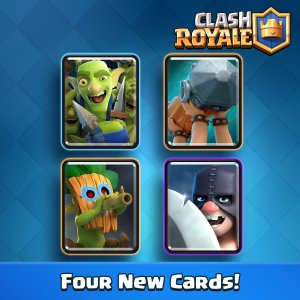 Clash Royale Four New Cards December 2016 Update