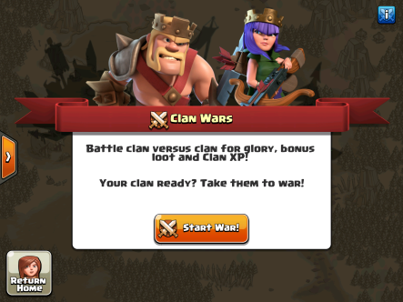 Clash of Clans New Game Mode 2017