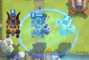 Clash Royale Clone Skipping Lava Hound
