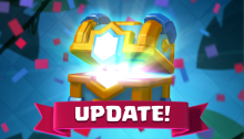 Clash Royale New Chest New Card Leaked December 2016 Update