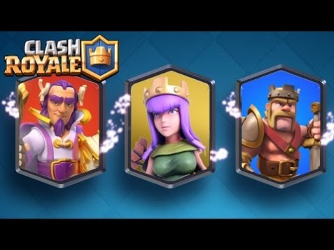 Clash Royale New Archer Queen Leak