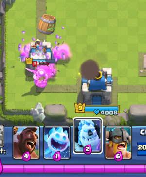 Clash Royale Mirrored Goblin Barrel Counter