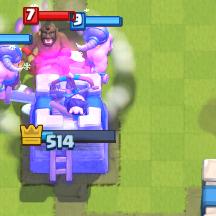 Clash Royale Ice Golem Hog Counter