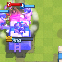 Clash Royale Ice Golem Hog Counter
