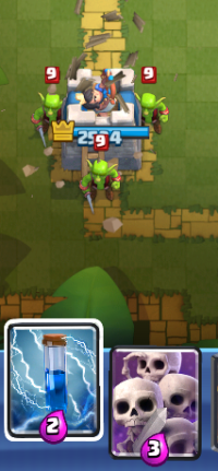 Clash Royale LavaLoonion Deck Mirrored Goblin Barrel