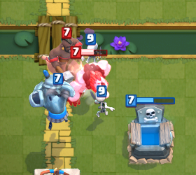Clash Royale LavaLoonion Deck Ice Golem Hog